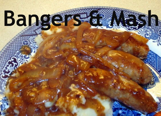 Bangers mash the recipe sweet love and ginger for Classic house bangers