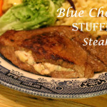Blue Cheese Stuffed Steak
