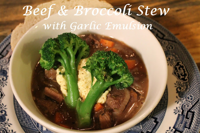 Beef and Broccoli Stew