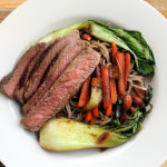 Steak & Soba Stirfry