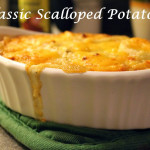 Classic Scalloped Potatoes
