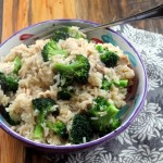 Chicken & Broccoli Risotto