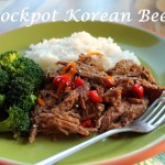 Crock Pot Korean Beef