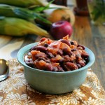 Maple Chipotle Turkey Chili