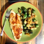 Honey Mustard Swai & Veggies