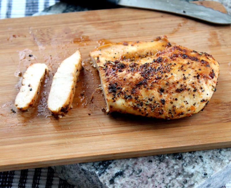 Pantry Lemon Pepper Herb Chicken