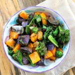 Roasted Vege Bowl