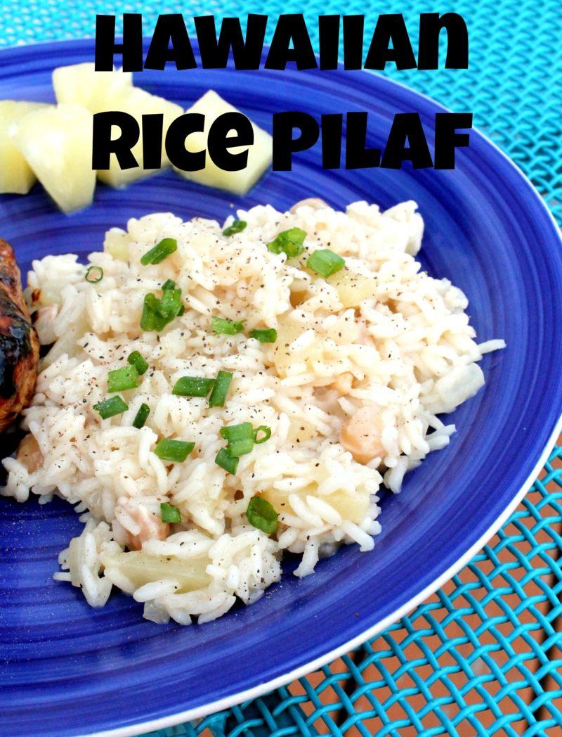 Tropical Rice Recipe — Dishmaps