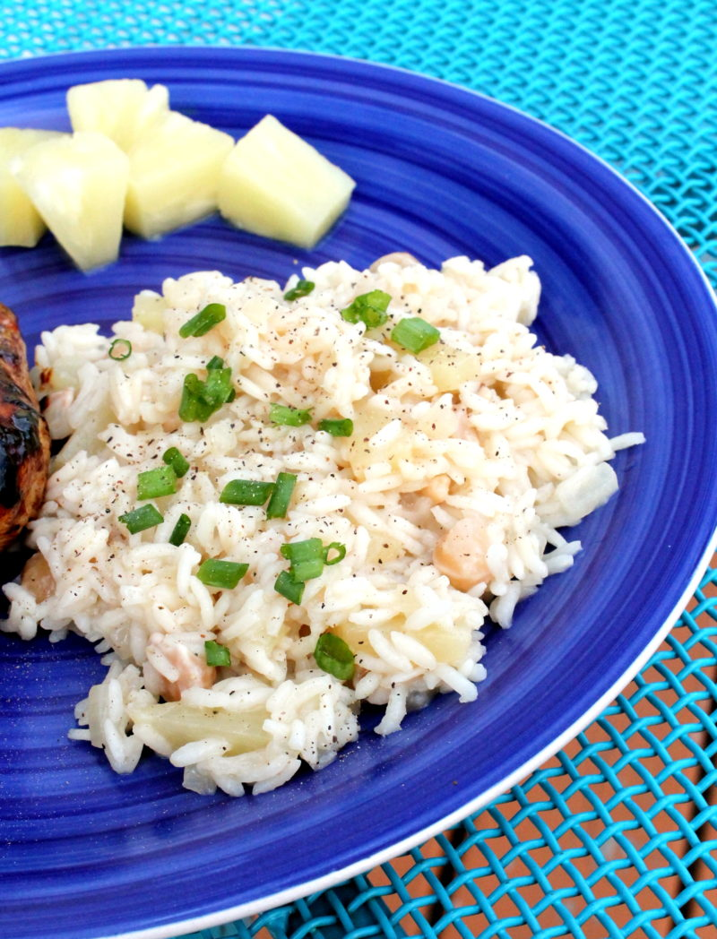 Hawaiian Rice Pilaf