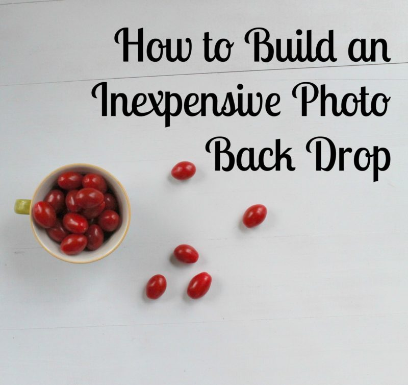 photo back drop how to cover