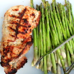Grilled Lemon Herb Turkey