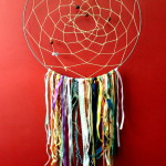 Over Sized Dream Catcher
