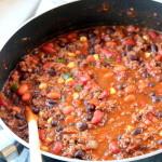 Chuck's Venison Chili