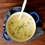 Light Veggie Chowder