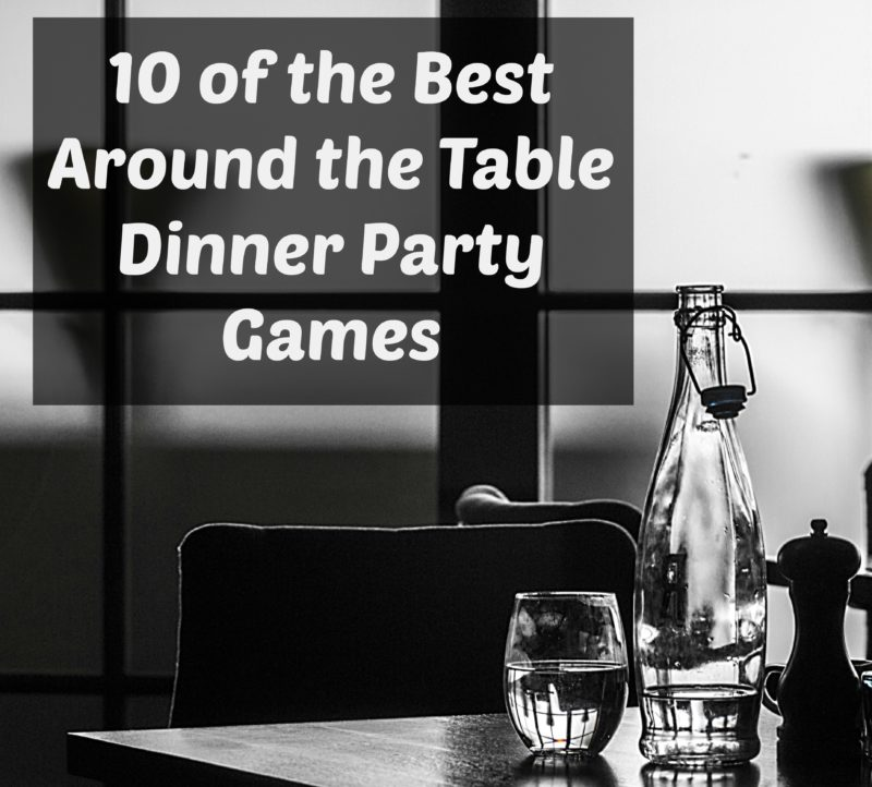 sexy dinner party games