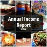 2015 Income Report