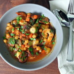 Spanish Style Seafood Stew