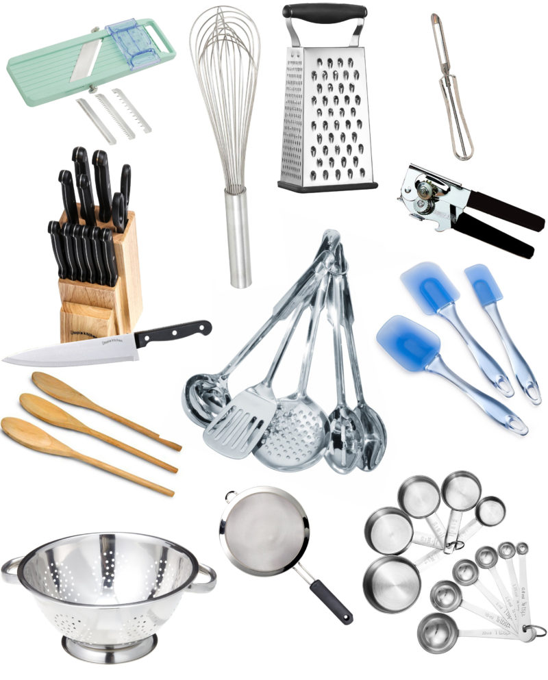 Kitchen Tools List basic kitchen tools every home cook needs