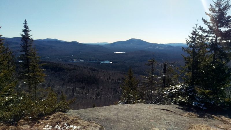 Owlshead Fire Tower Hike