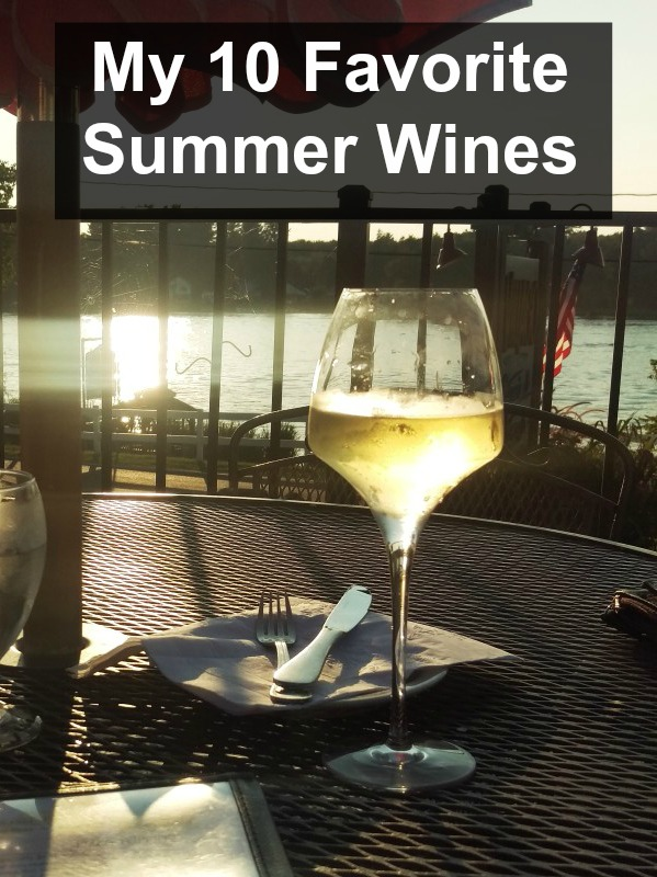 Favorite Summer Wines