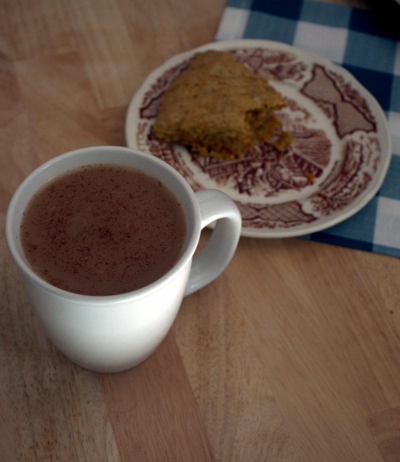 My Homemade Chai Latte