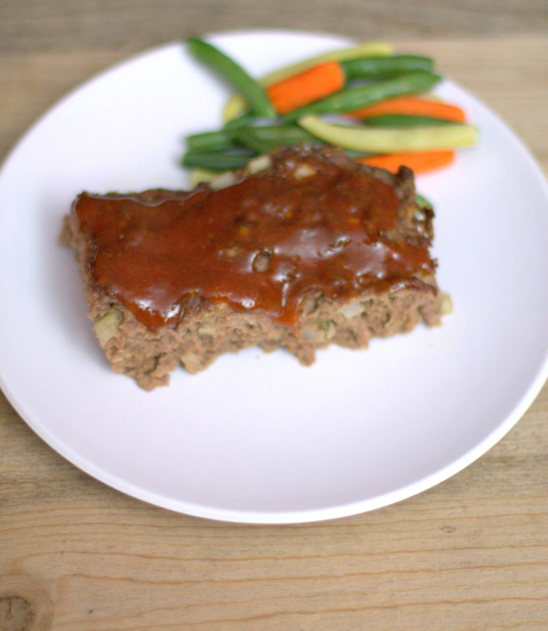 The Best Venison Meatloaf