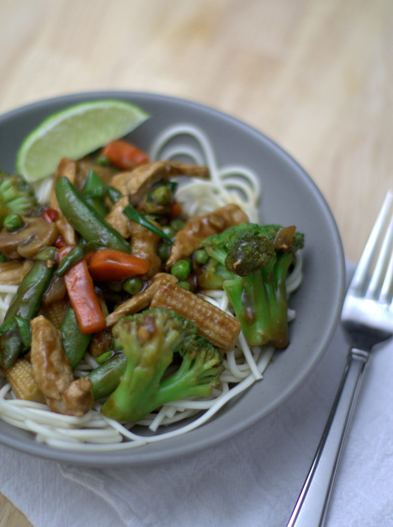 Quick Asian-Style Pork Stir Fry