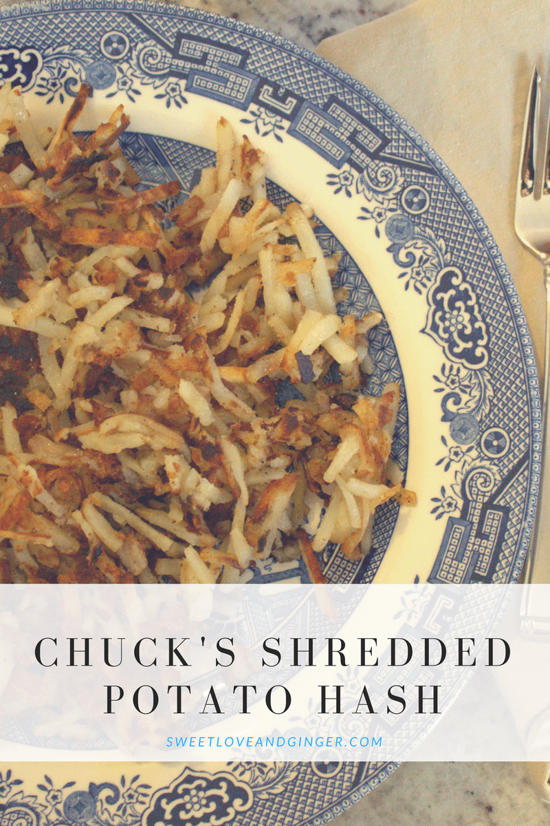 Chuck's Shredded Potato Hash Browns