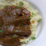 The Best (Slow Cooker) Venison Pot Roast Recipe