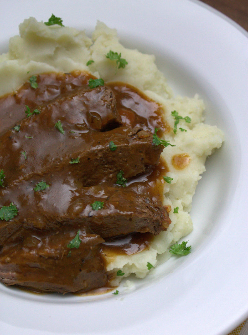 The Best (Slow Cooker) Venison Pot Roast Recipe