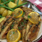 White Fish Piccata