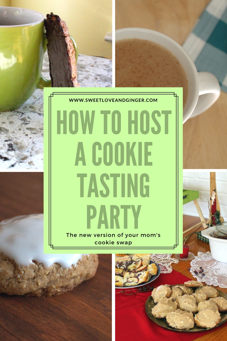 How to Host a Cookie Tasting Party