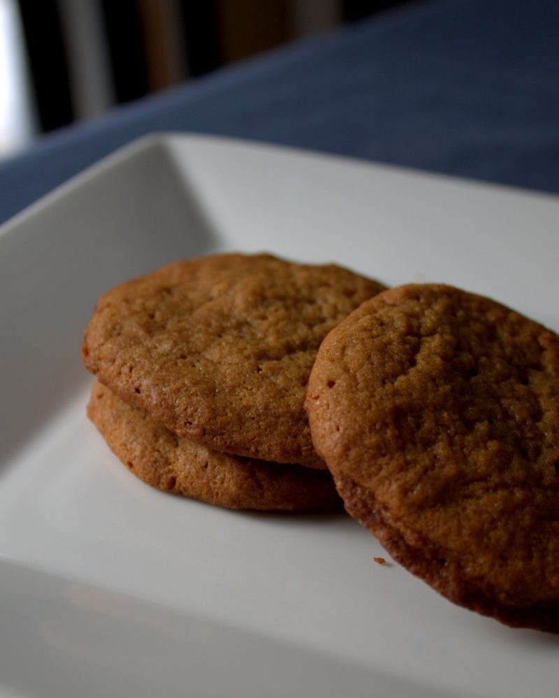 Gram's Soft Molasses Cookies
