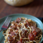 Easy Slow Cooker Pork Ragu